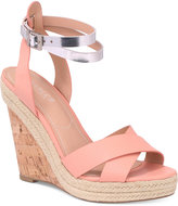 Charles by Charles David Brit Platform Wedge Sandals Women's Shoes