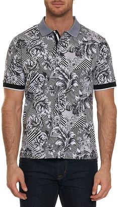 Robert Graham Men's Newberry Polo Shirt