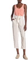 Joie Cavell Striped Wide Leg Pants