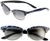 Ray-Ban 'Clubmaster Cat' 52mm Sunglasses
