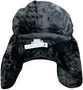 Ruslan Baginskiy Black Fur Hats