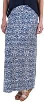 Cynthia Rowley Paisley Print Maxi Skirt - Rayon (For Women)
