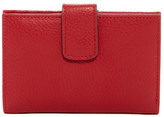 Tusk Slim Leather Clutch Wallet