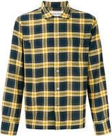 Universal Works checked shirt