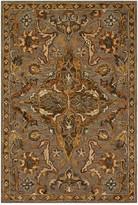 Loloi Rugs Victoria Wool Rug - Grey/Multi