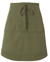 Marissa Webb Adley Canvas Skirt