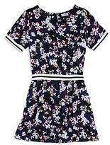 Splendid Girls' Floral & Striped Dress - Little Kid