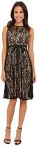 Christin Michaels Faith Lace Sleeveless Dress