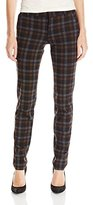 KUT from the Kloth Women's Diana Skinny Ponte Pant In Plaid