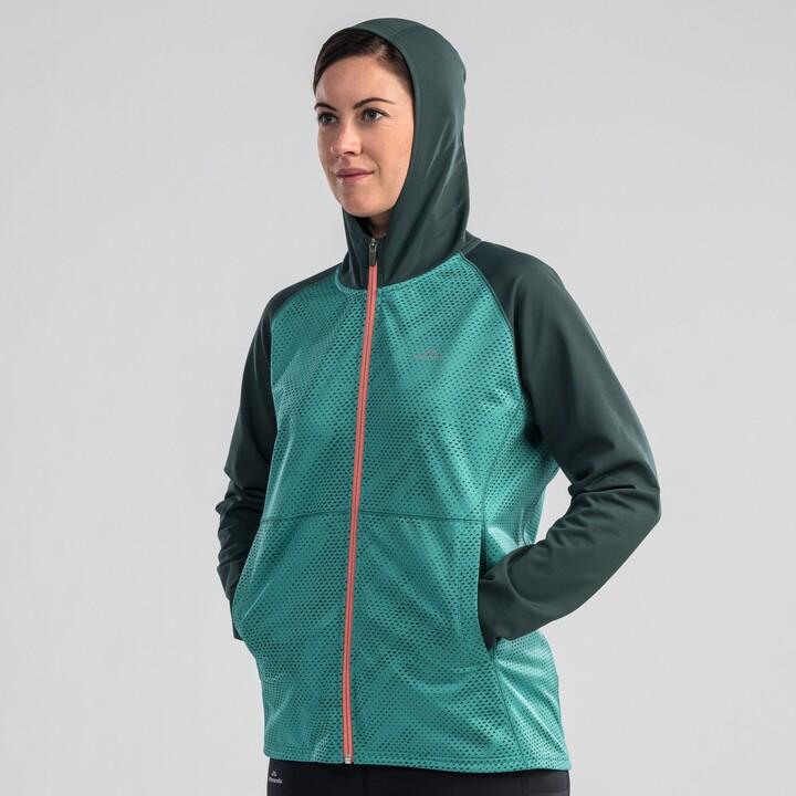 Thumbnail for your product : Kathmandu Accion Womens driMOTION Zip Hoodie