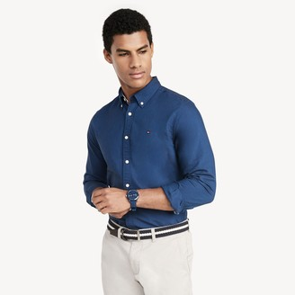 Tommy Hilfiger Custom Fit Shirt In Classic Cotton