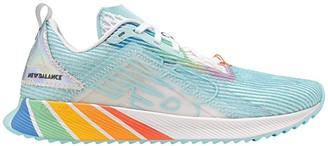 New Balance FuelCell Echolucent Pride (White/Newport Blue) Women's Shoes
