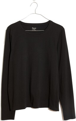 Madewell Northside Long Sleeve Vintage T-Shirt