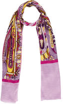 Etro Paisley Patterned Stole