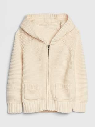 Gap Toddler Brannan Zip Sweater