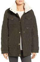 MICHAEL Michael Kors Petite Women's Quilted Jacket