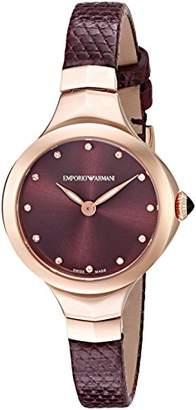 Emporio Armani Swiss Made Women's ARS8005 Analog Display Swiss Quartz Watch