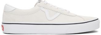 Vans Off-White Sport Sneakers