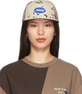Thumbnail for your product : Awake NY Tan Classic Logo Trucker Hat