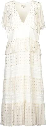 Temperley London 3/4 length dresses