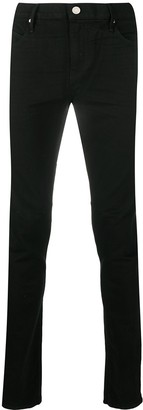 RtA Low-Rise Skinny Jeans