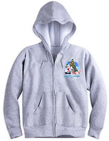 Disney Santa Mickey Mouse and Friends Holiday Hoodie for Adults - Walt World