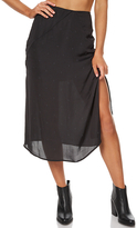 The Fifth Label Time Stand Still Skirt Black
