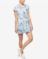 Sanctuary Locals Only Cotton T-Shirt Dress