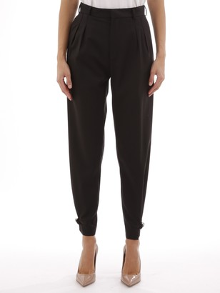 Alyx Black Pants With Buckle