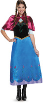 Disguise Frozen Anna Traveling Deluxe Costume - Adult