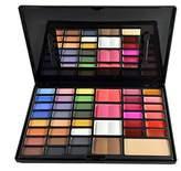 Cameo Shany Bold and Bright Traveler Eye Shadow Palette Make-up Kit Set