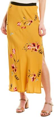 Corey Lynn Calter Diana Maxi Skirt