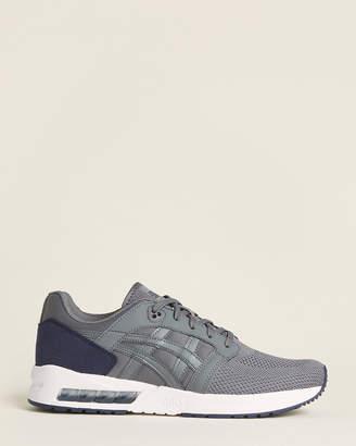 Asics Steel Grey & Midnight Gel-Saga Sou Running Sneakers