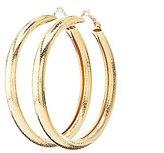 Charlotte Russe Oversized Hoop Earrings