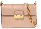 Lanvin Jiji Small Leather Shoulder Bag - Blush