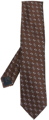 Brioni All-Over Pattern Tie