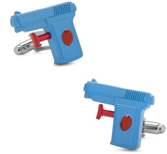 Cufflinks Inc. 3D Water Gun Cuff Links