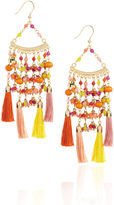 Rosantica Multi Beaded Kilimangiaro Earrings