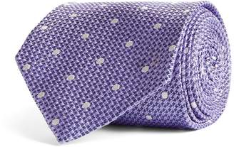 Tom Ford Silk Polka-Dot Tie
