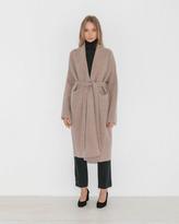 LAUREN MANOOGIAN Cashmere Robe Coat
