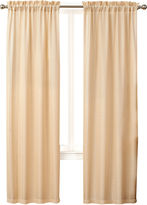 Asstd National Brand Wellington 2-Pack Rod-Pocket Curtain Panels
