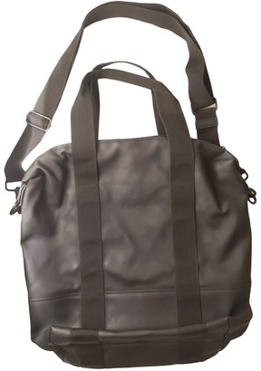 Rains Black Polyester Handbags