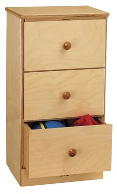Child Craft 3 Drawer Chest Childcraft