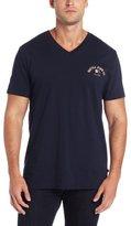 Nautica Men's Circle V-Neck T-Shirt