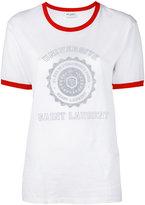 Saint Laurent University t-shirt