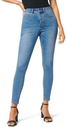 Forever New Hailey Mid Rise Curvy Jean Lt