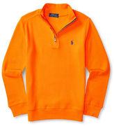 Ralph Lauren Boys 8-20 Mockneck Pullover