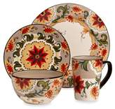 Tabletops Unlimited Odessa 4-Piece Round Place Setting