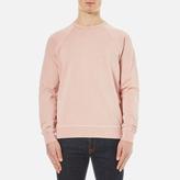 Ymc Almost Grown Sweatshirt Pink