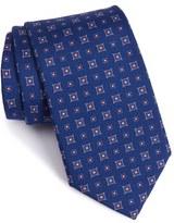 Robert Talbott Men's Medallion Silk Tie